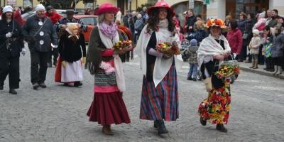 Masopustní veselí v Havlíčkově Brodě je po roce zpět